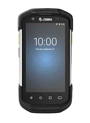 Zebra TC72 ULTRA-RUGGED ALL-TOUCH COMPUTER