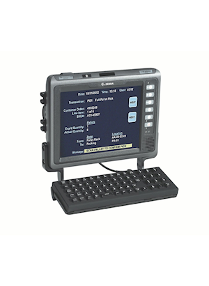 Zebra VC70N0 Vehicle Mount Computer